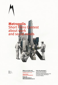 metropolis locandina inglese